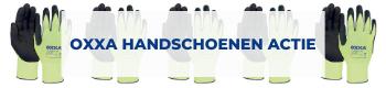 Gratis Oxxa Handschoenen bij online bestellingen vanaf € 150,-